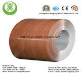 Зерно Pre-Printed PVDF алюминиевое мраморный для материала толя и стены