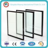 6 + 12A + 6mm templado de vidrio hueco aislante para ventana