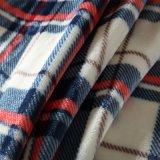 100% بوليستر مناسبة سعر فانل صوف رمي غطاء في الصين مصنع