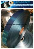 ケーブルの絶縁体および保護のためのカラーアルミホイルのフィルムのマイラー青いテープ