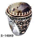 De Echte Zilveren Ring van uitstekende kwaliteit van Juwelen 925
