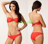 Damenreizvoller Bandeau-Bikini