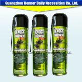 KnocoのInsect&#160のためのオイルの基づいた殺虫剤のスプレー; 防水加工剤