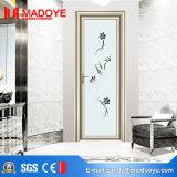 La puerta del baño de cristal de estilo europeo para la decoración del hogar
