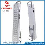 Nueva luz Emergency recargable del producto 60 LED con el corchete