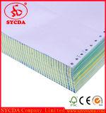 Folha de papel sem carbónio do NCR do papel de cópia