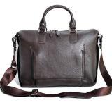 Nastro registrabile della spalla delle borse della cartella di affari del cuoio genuino dell'uomo (RS-VM0003)