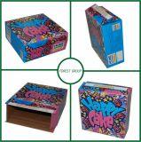 Wasser geprüfter gewölbter Eiscreme-Verpackungs-Papierkasten