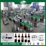 Botellas redondas totalmente automática máquina de etiquetado adhesivo