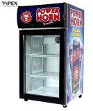 Frigorifero commerciale del dispositivo di raffreddamento utilizzato mini frigorifero della contro parte superiore mini
