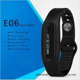 ¡Caliente! Brazalete de pulsera inteligente y actividad de monitor Pulsera de seguimiento de fitness para Ios y Android Smartphone