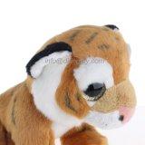 Cute Plush Big-Eyes Tiger Toy pour enfants