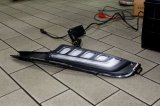 Neue Tagespositionslampen LED des Entwurfs-DRL für Volkswagen-Golf 7 2014/2015