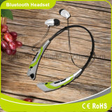 De hete Verkopende Hoofdtelefoon Bluetooth van het Halsboord van Sporten Stereo met V4.0