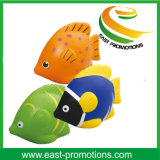Hot Sale Antistress forme poisson PU stress toy