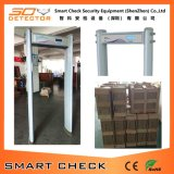 Súper escáner detector de metales puerta