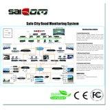 100/1000Mbps 24ports 24FX/2GX 2 결합 광섬유 POE 스위치