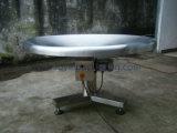 Table à rouleaux motorisés