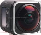 360 Grau 4k à prova de acção Full HD 1080P Sport WiFi Mini DV da câmera de vídeo
