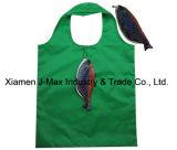 Bolso promocional de las compras plegables, estilo de los pescados, reutilizable animal, ligero, regalos, accesorios y decoración, bolsos de tienda de comestibles