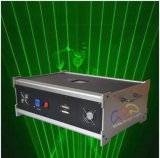 レーザーの人ショーの緑2W 3W 5Wのレーザ光線システム