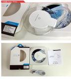 SamsungギャラクシーS7 S6 S8端のノート5のための無線充電器を満たすSceltechチー力