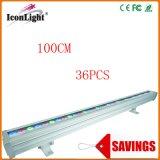 Indicatore luminoso di vendita caldo della rondella della parete di IP65 LED con Ce