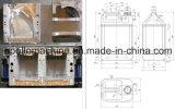 1L 2L 5L HDPE/PP füllt Blasformen-Maschine ab