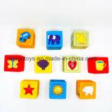 Jeu de jouets pour enfants joué dans un matériau en plastique