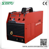 Sanyu Professional One Phase Compact Inverter MIG / Mag Machine à souder