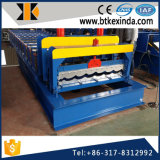 Kxd 1100 ladrilhos vidrados Telhados Metálicos Automática de Material de Construção Máquinas