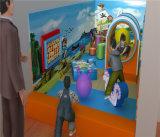 Beifall-Unterhaltungs-Piraten-Innenspielplatz für Kinder