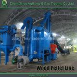 Linha planta de madeira industrial do moinho da pelota da biomassa da máquina da pelota para a venda