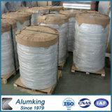 3003, círculo de aluminio del precio de 8011 molinos para las chapas fondas del Cookware inoxidable