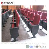 Стулы аудитории Orizeal с ногой нержавеющей стали (OZ-AD-077)