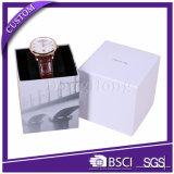 Punkt UVMatt beschichtet, handgemachten Uhr-Kasten-Luxus schiebend