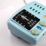 Unidad de diez acupuntura Estimulador muscular Vibrador con función de calefacción