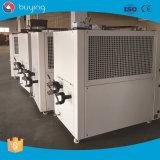 Kunststoffindustrie-Rolle-Kompressor-Luft abgekühlter Wasser-Kühler