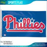 Флаг бейсбола, флаг команды, флаг MLB, флаги Чiкаго Cubs (J-NF01F09051)