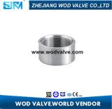 ステンレス鋼の管付属品の半分のカップリングSw