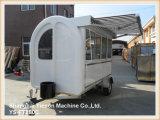 Forte camion mobile d'acciaio Tuk Tuk dell'alimento di Ys-FT280c da vendere