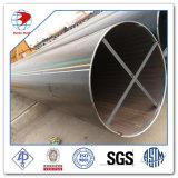 Tubo API 5L X65 Psl1 del acero de carbón Sch100 LSAW