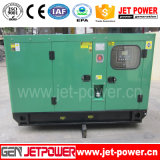 gerador industrial Water-Cooled do diesel do uso do motor de 180kw Perkins