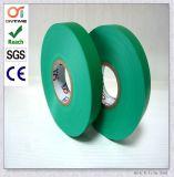 Nastro molle a temperatura elevata giallo verde dell'isolamento del PVC di protezione della pellicola