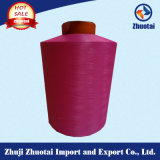 40D/14f China Dope Nylon fio tingido para tricotar
