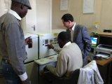 ICP Spektrometer-Induktiv verband Plasma-Spektrometer
