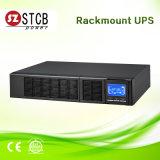 Het rek zet Online UPS 1kVA 110V/120V/220V/230V op