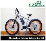 販売のための中間モーターを搭載する新しい電気マウンテンバイク