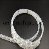 Saída de luz alta 22-24lm / LED 24V Flex LED 2835 Strip