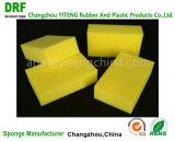 Waster Absorption PU Foam, espuma de poliuretano de alta densidad alta elástica, espuma de limpieza